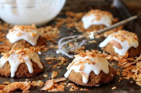 Coconut Sugar Cookies (Gluten-Free, Vegan, Refined Sugar Free)