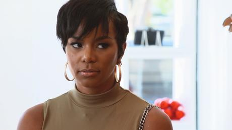 LeToya Luckett Get's Relationship Advice From John Gray + Covers Kontrol Magazine Women's Edition