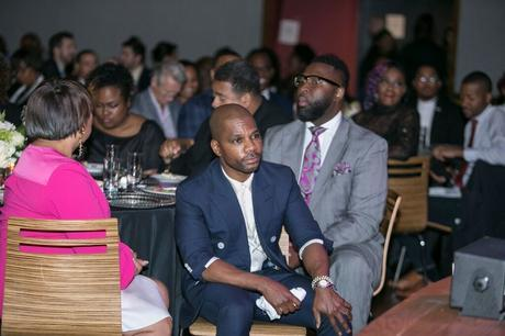 More Pics  Kirk Franklin, Tamela Mann, David Mann, Bobby Jones & More At The NMAAM Legends Luncheon