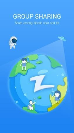 Zapya – File Transfer, Sharing