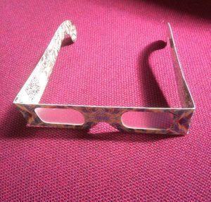 Specs not blinkers