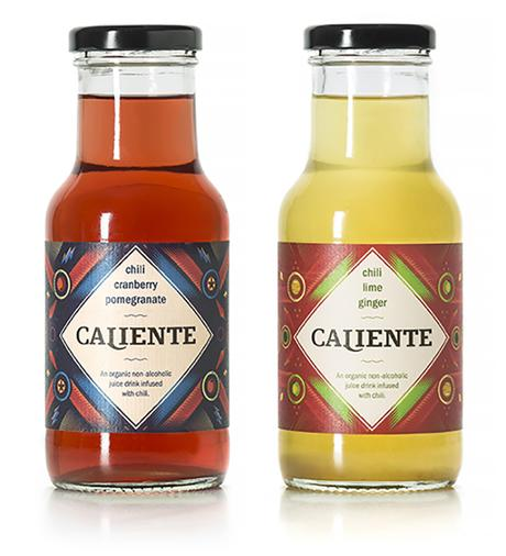 Caliente – A New Non Alcoholic 'Happy' Drink now in India