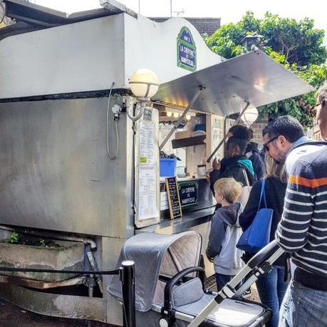 Eating Out|| La Creperie de Hampstead