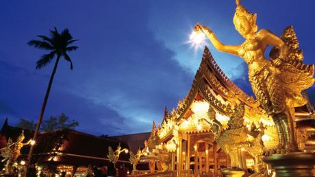 Book Your Luxurious Vacation With Hotels.com In Thailand!!