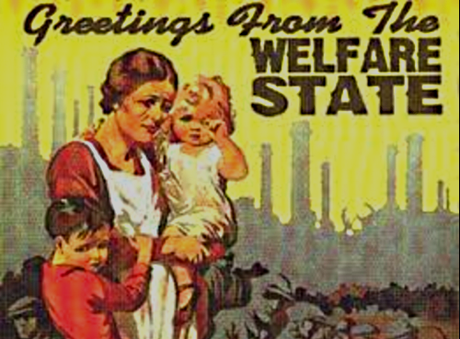 What comes after the welfare state collapses?