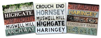 Craft Fair at Hornsey Town Hall this weekend
