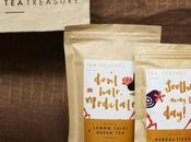 Don't Hate Meditate Soothe Away with Treasure Herbal Tisane Lemon Tulsi Green