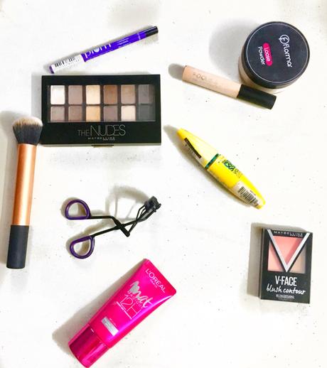 No Lipstick Look : Makeup  Breakdown