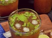 Imli Amlana Paani Indian Tamarind Drink Recipes