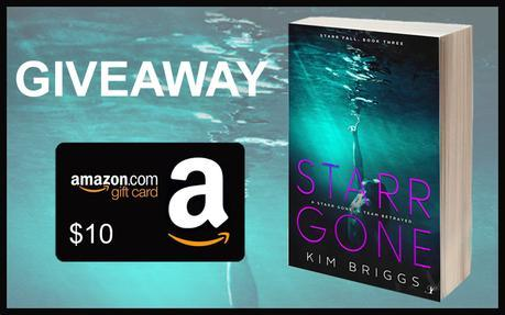 Starr Gone Giveaway Graphic