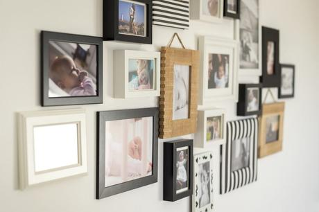 5 Steps to a Gorgeous Gallery Wall