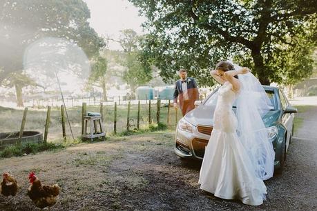 Romantic Lake Okareka Wedding