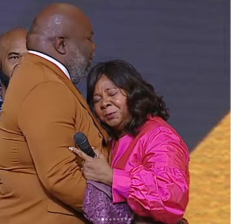 Bishop T.D. Jakes Gets A Car For His 60th Birthday