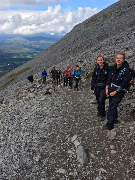 The National Three Peaks Challenge