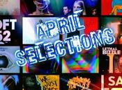April Selections