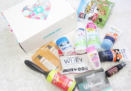 PINCHme and PINCHme Blogger Box Review
