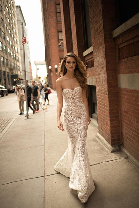 Berta 2018 Wedding Dresses | Spring – Summer Bridal Collection ...