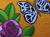 Rose Butterfly, Beautiful Summer Design!