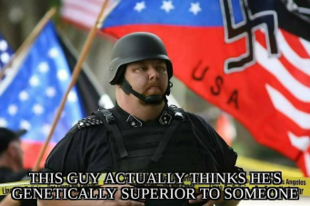 Exactly How Not To Fight nazis