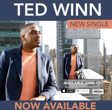 """Lyric Video: Ted Winn Releases New Single """"Stand In Awe"""""""