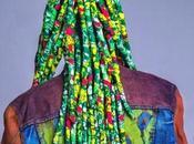 Trend? African Print Braids/Dreads
