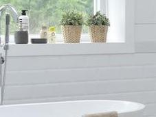 Bathroom Window Sill Decorating Ideas