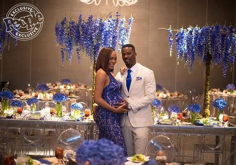 Pics! Christian Athlete Sanya Richards -Ross Texas Baby Shower