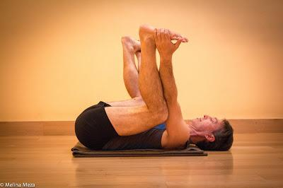 Featured Pose: Happy Baby (Anadana Balasana)