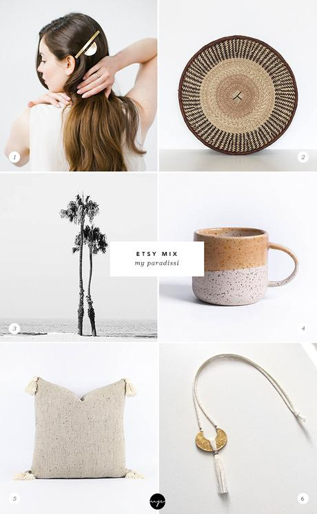 ETSY MIX curated by My Paradissi