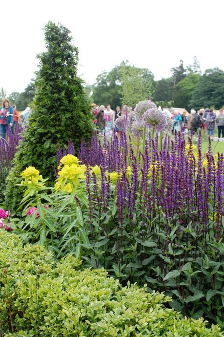 RHS Chatsworth Flower Show in Photos