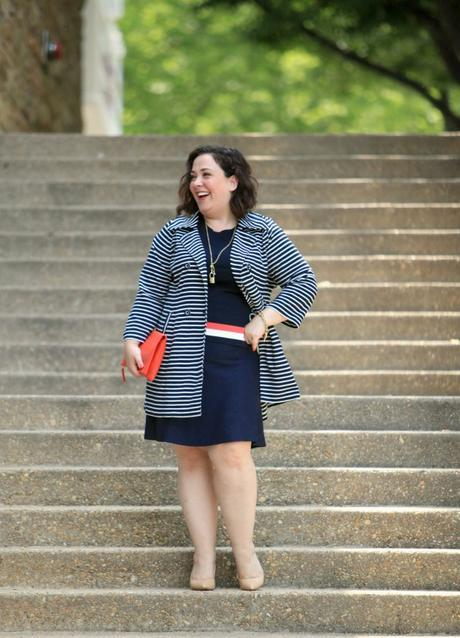 What I Wore: Covered in cabi