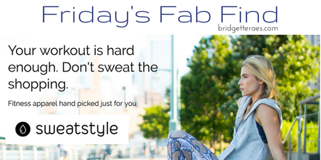 Friday's Fab Find: SweatStyle