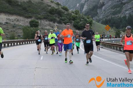 Utah Valley Half Marathon Race Report (2017) & My New Swimsuit
