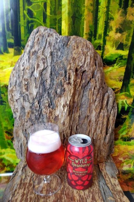 Wyld Raspberry Berliner Weisse – Hearthstone Brewery