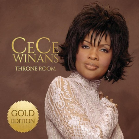 "Motown Re-Releases CeCe Winans ""Throne Room"" Album With A Gold Edition"
