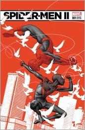 Spider-Men II #1 Cover - Tedesco Variant