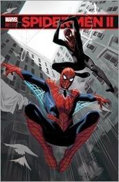 Spider-Men II #1 Cover - Acuna Variant