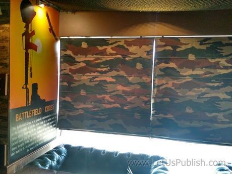 Bunker Restaurant Review : An Indian Army Themed Restaurant