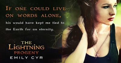The Lightning Progeny by Emily Cyr @agarcia6510 @EmilyCyrAuthor