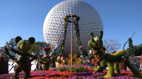 Epcot Disney World in Orlando