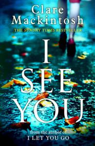 Talking About I See You by Clare Mackintosh with Chrissi Reads