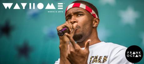 WayHome 2017 Preview: Frank Ocean Top 10