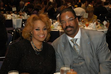 Bishop Drew Sheard & Wife Karen Clark Sheard Celebrated 33 Years Of Marriage