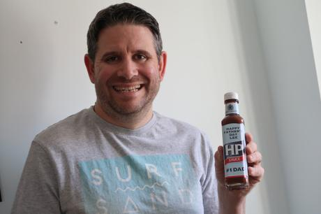 Happy Father's Day with HP Sauce