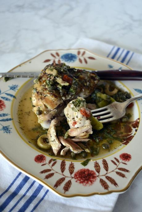 greek isles grilled chicken