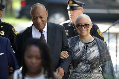 Camille Cosby Releases Statement On Husband Bill Cosby's Mistrial