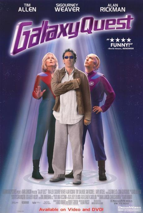 RESPONDblog: Galaxy Quest + My Limited Worldview