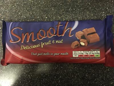 Today's Review: Poundland Smooth Fruit & Nut