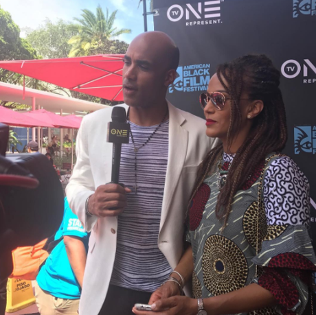 "Nicole Ari Parker & Boris Kodjoe Talk New Film On TV One ""Downsized"""