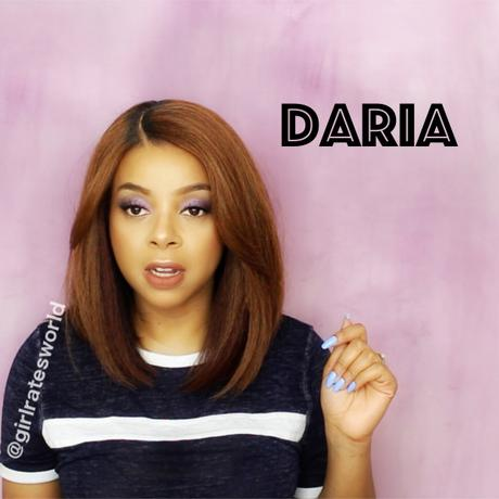 Outre Synthetic Lace Front Wig DARIA
